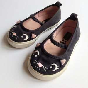 Toddler Girl Cat Shoes